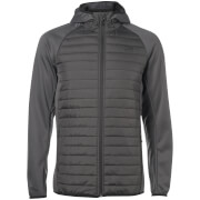 Jack & Jones Men's Core Lightweight Quilted Jacket - Asphalt
