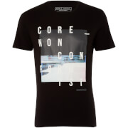 Jack & Jones Core Men's Octopus T-Shirt - Black