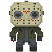 Figurine Pop! Jason Voorhees - 8 Bit