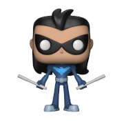 Figurine Pop! Robin en Nightwing - Teen Titans Go!
