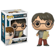 Harry Potter Harry mit der Karte des Rumtreibers Pop! Vinyl Figur