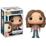 Figurine Pop! Hermione avec Retourneur de Temps Harry Potter