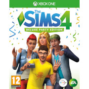 The Sims 4 Deluxe Party Edition