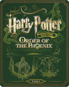 Harry Potter und der Orden des Phönix - Limited Edition Steelbook