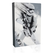 Lienzo Luminoso Star Wars Stormtrooper