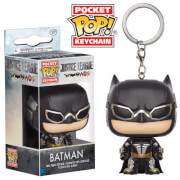 Llavero Pocket Pop! Batman - La Liga de la Justicia