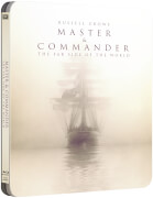Master and Commander: Bis ans Ende der Welt - Zavvi UK Exklusives Limited Edition Steelbook