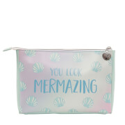 Sass & Belle Mermaid Treasures Wash Bag