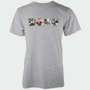 T-Shirt Homme Dope - Gris