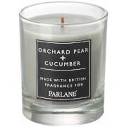 Parlane Pear & Cucumber Glass Votive Candle (8 x 7cm)