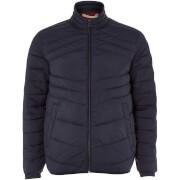 Jack & Jones Originals Men's New Landing Padded Jacket - Total Eclipse