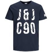 Jack & Jones Men's Core Pixel T-Shirt - Sky Captain