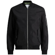 Chaqueta Bomber Jack & Jones Core Grand - Hombre - Negro