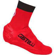 Castelli Belgian Bootie 5 Overshoes - Red/Black