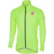Castelli Squadra ER Jacket - Yellow Fluo