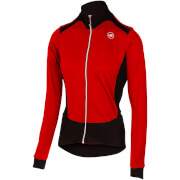 Castelli Women's Sciccosa Long Sleeve Jersey - Red
