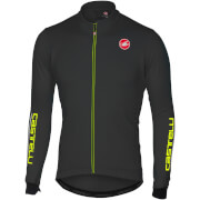 Castelli Puro 2 Long Sleeve Jersey - Light Black