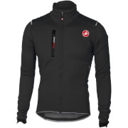 Castelli Espresso 4 Jacket - Light Black