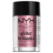 NYX Professional Makeup Face & Body Glitter (Flere Nyanser)