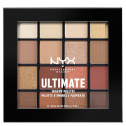 Палетка теней NYX Professional Makeup Ultimate Shadow Palette - Warm Neutrals