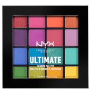 Paleta Ultimate Shadow da NYX Professional Makeup - Brights