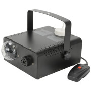 QTX Fog Machine with Mini LED Fireball