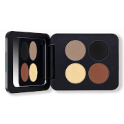 Youngblood Pressed Mineral Eyeshadow Quad - Desert Dreams 4g