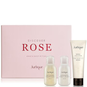 Jurlique Rose Body Care Discovery Set (Worth £18.10)