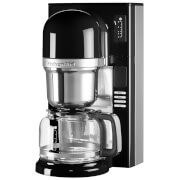 KitchenAid 5KCM0802BOB Pour Over Coffee Maker - Onyx Black