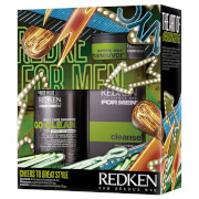 Redken for Men Kit (Worth $41)