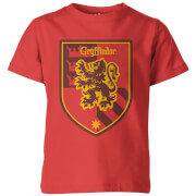 Harry Potter Gryffindor Kinder T-Shirt - Rot