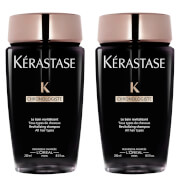Kérastase Chronologiste Revitalizing Bain -shampoo (2 x 250ml)