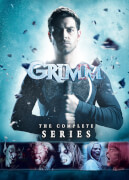 Grimm - Season 1-6 Set