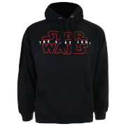 Star Wars Men's The Last Jedi Logo Hoody - Black