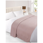 Dreamscene Soft Fleece Throw (120 x 150cm) - Heather