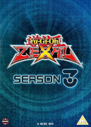Yu-Gi-Oh! Zexal Season 3 Complete Collection (Episodes 99-144)