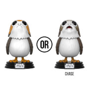 Star Wars The Last Jedi Porg Funko Pop! Figuur (Kans op Chase)
