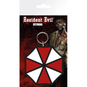 Resident Evil Umbrella Keyring
