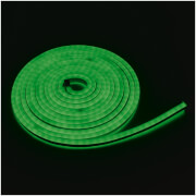 Global Gizmos LED Neon Flex Rope Light 5m - Green