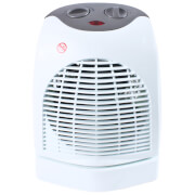 Silentnight 90 Degree Oscillating Fan Heater 2Kw