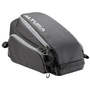 Altura Transit Lite Drop Down Rack Pack - Black