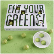 Eat Your Greens Chocolate Sprout Advent Calendar