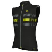 Alé PRR 2.0 Strada Vest - Black/Yellow