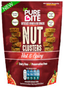 PureBite Nut Clusters - Hot & Spicy 30g