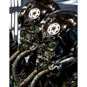 Star Wars: A New Hope - TIE Fighter Pilots Print by Acme Archive's Artist Cliff Cramp - 17 x 22 Inches