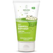 Weleda Kids 2 in 1 Wash 150 ml - Lively Lime