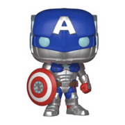 Figurine Pop! Civil Warrior - Marvel Contest of Champions
