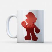 Nintendo® Super Mario Mario Silhouette Tasse