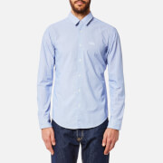 BOSS Green Men's C Buster Shirt - Blue