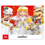 Wedding Outfit amiibo Set (Super Mario Collection)